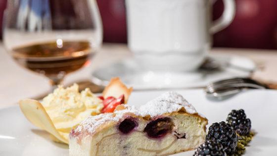 The Burgfellnerhof - Sweets and coffee