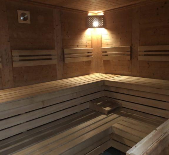 Der Burgfellnerhof - Finnische Sauna