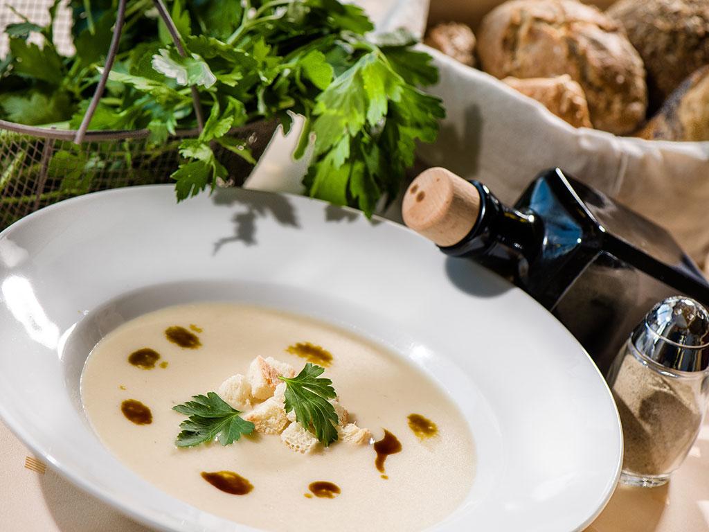 The Burgfellnerhof - Dinner