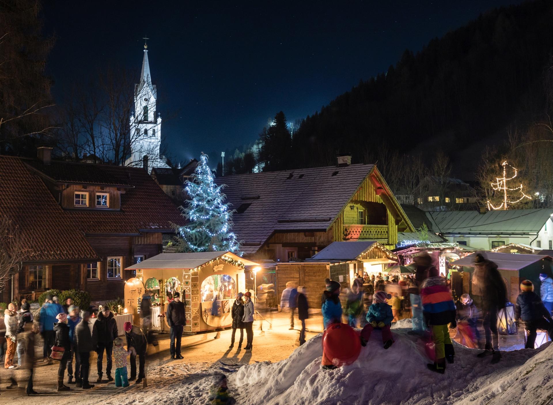 Der Burgfellnerhof - Adventspecial