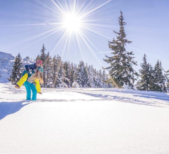 Der Burgfellnerhof - Hochwurzen-Schneevergnügen