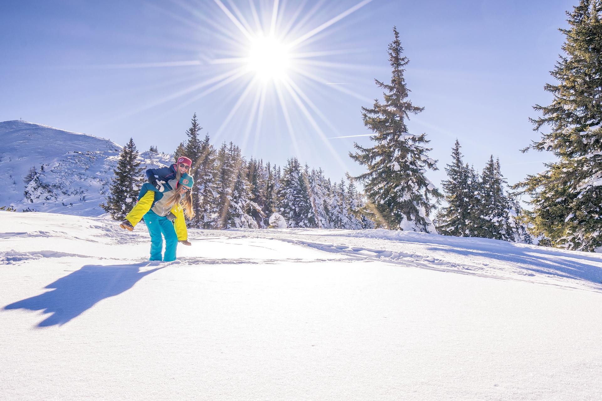 The Burgfellnerhof - Hochwurzen - snow pleasure